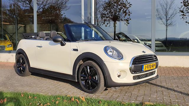 Mini Mini Cabrio 1.2 One Chili