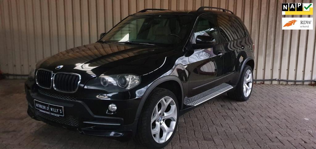 BMW X5 occasion - Autobedrijf Willy's