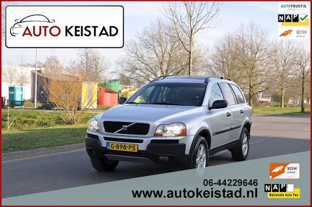 Volvo XC90 2.9 T6 AUTOMAAT XENON/SCHUIFDAK! YOUNGTIMER!