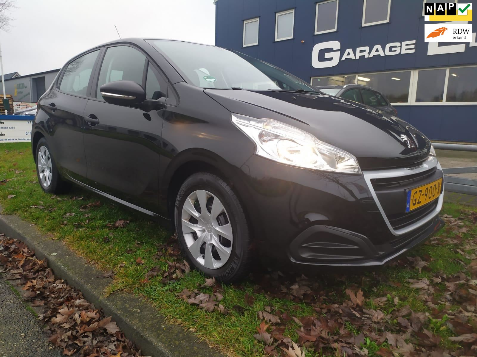 Peugeot 208 occasion - Garage Elco