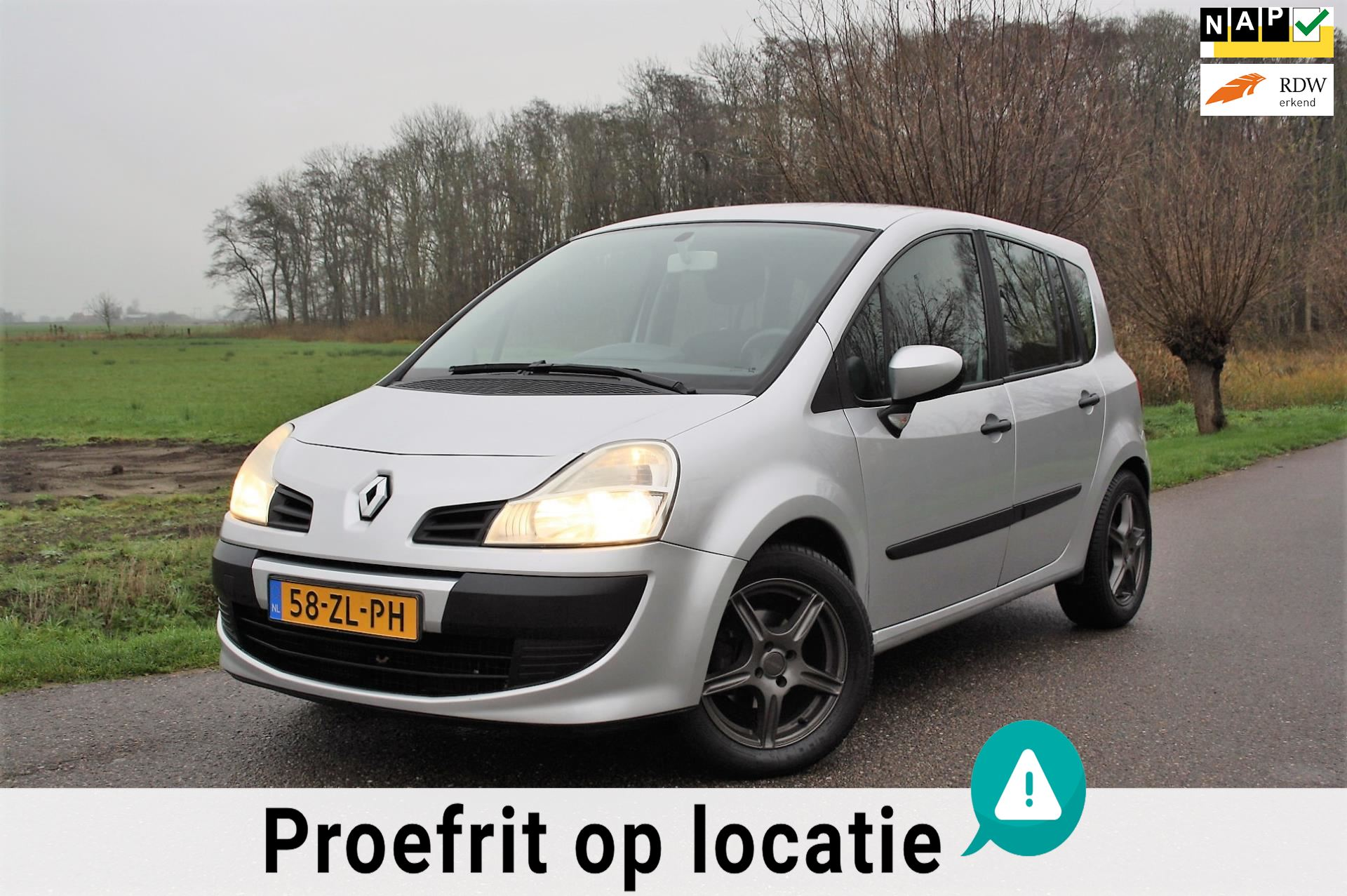 Renault Grand Modus occasion - Favoriet Occasions