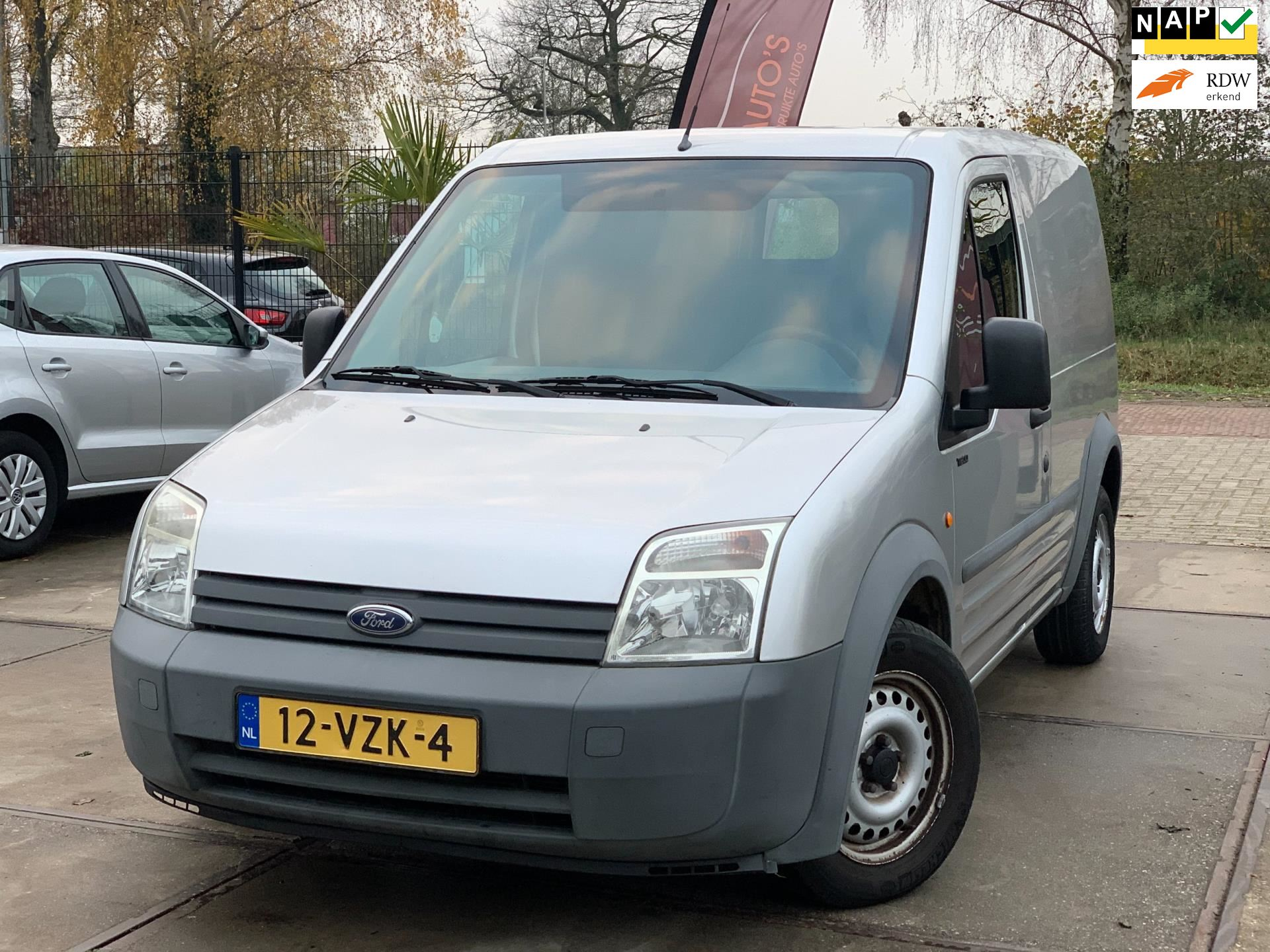 Ford Transit Connect occasion - Ultimate Auto's B.V.