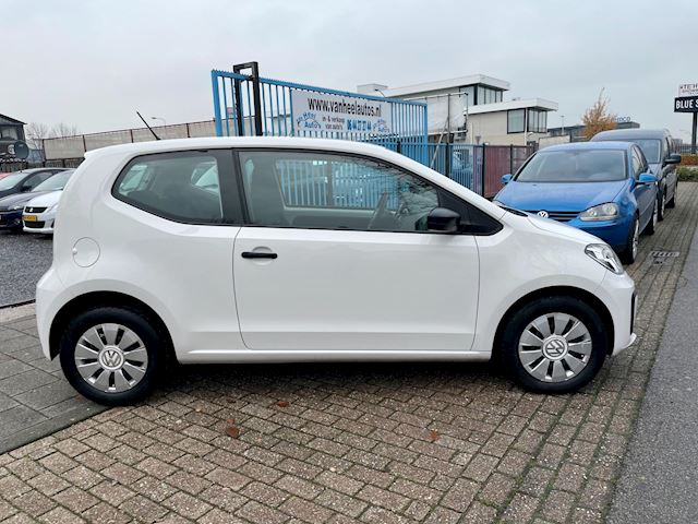 Volkswagen Up! 1.0 BMT take up! A-C 3-Drs C.V Audio Apk 4-2022