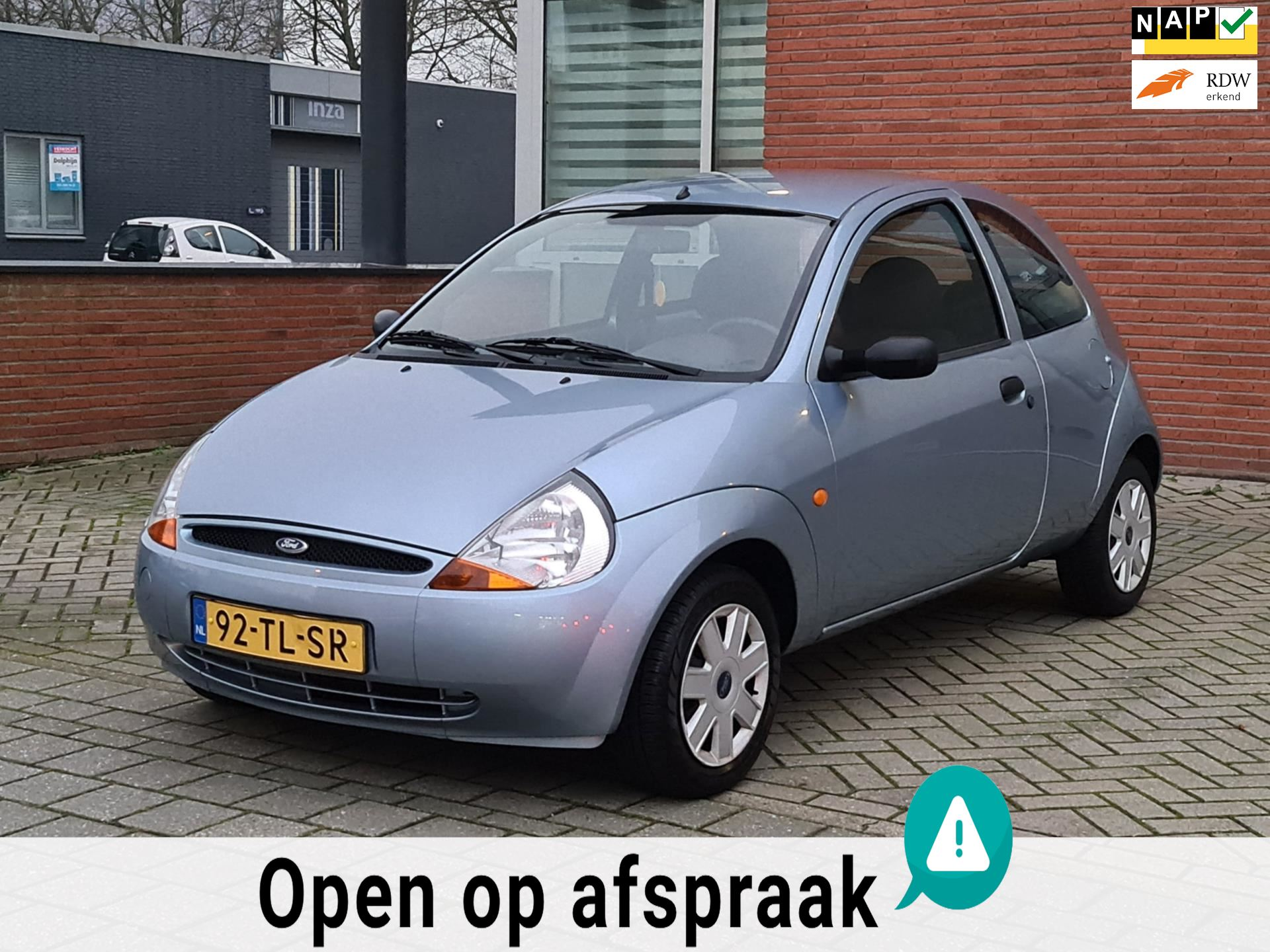Ford Ka occasion - Staal Cars