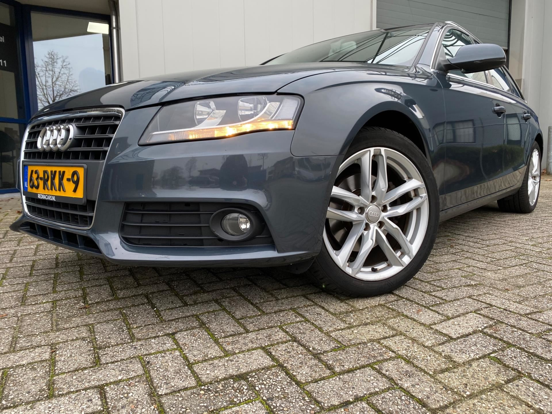 Audi A4 Avant occasion - Auto Groothandel Waalre