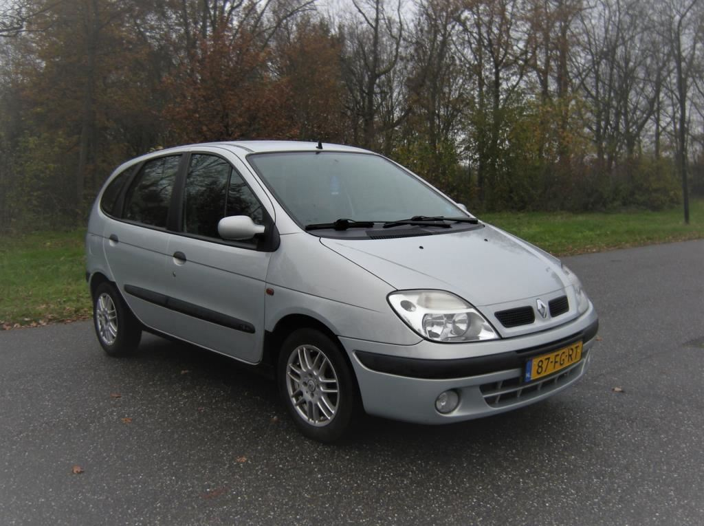 Renault Scénic occasion - ZZP Autoos