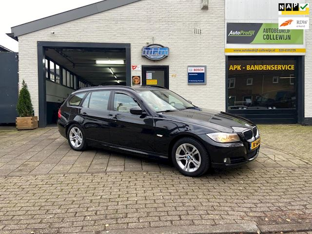 BMW 3-serie Touring 318d Corporate Lease Luxury Line 2011