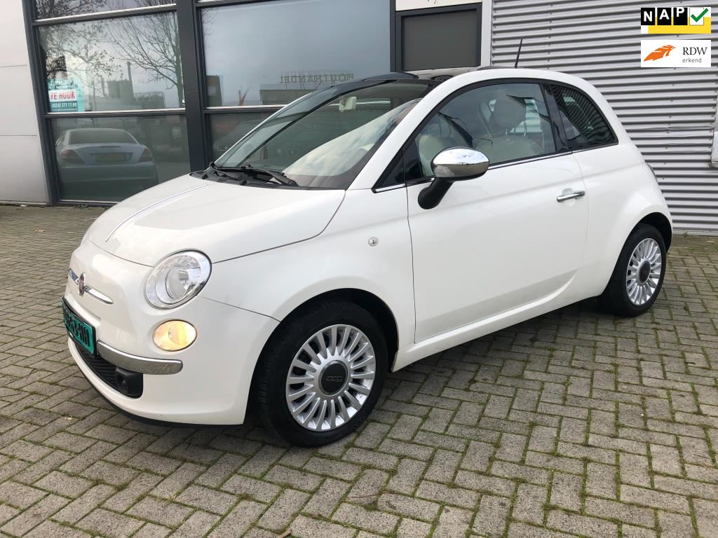 Fiat 500 occasion - Pascal Traa