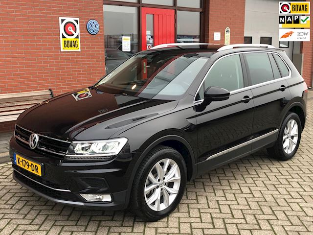 Volkswagen Tiguan 2.0 TSI 4Motion Highline