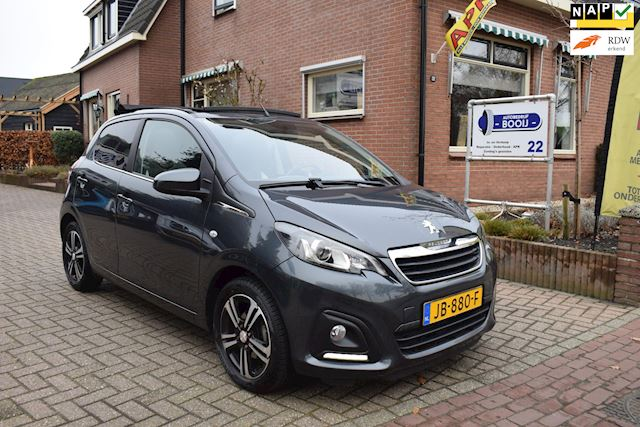 Peugeot 108 1.0 e-VTi Active TOP!/CABRIO/AIRCO/BLUETOOTH/15 INCH/NETTE STAAT!