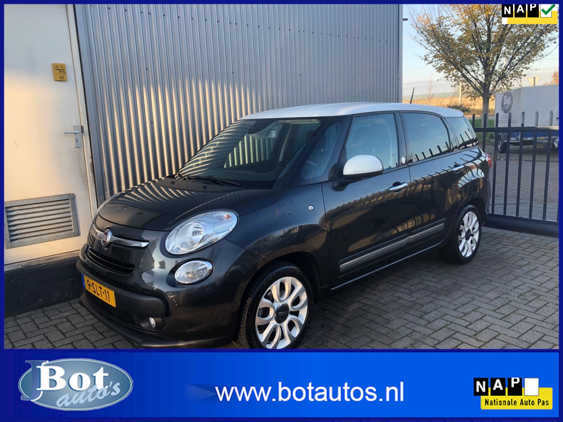 Fiat 500 L Living occasion - Bot Auto's
