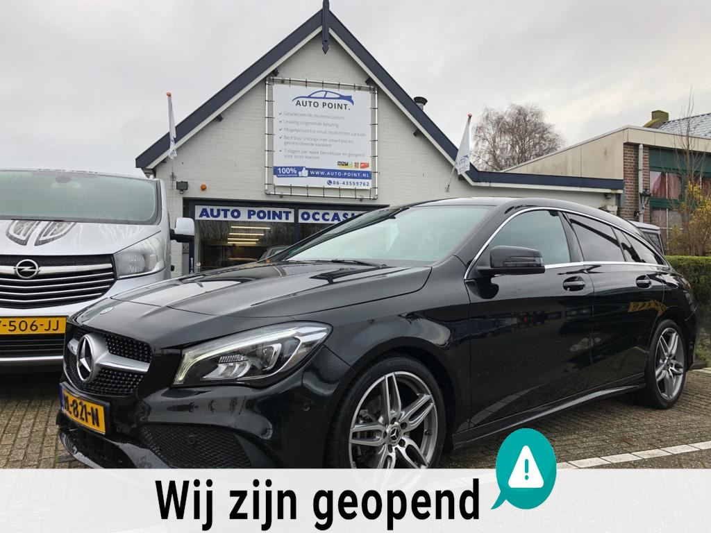 Mercedes-Benz CLA-klasse Shooting Brake occasion - Auto Point