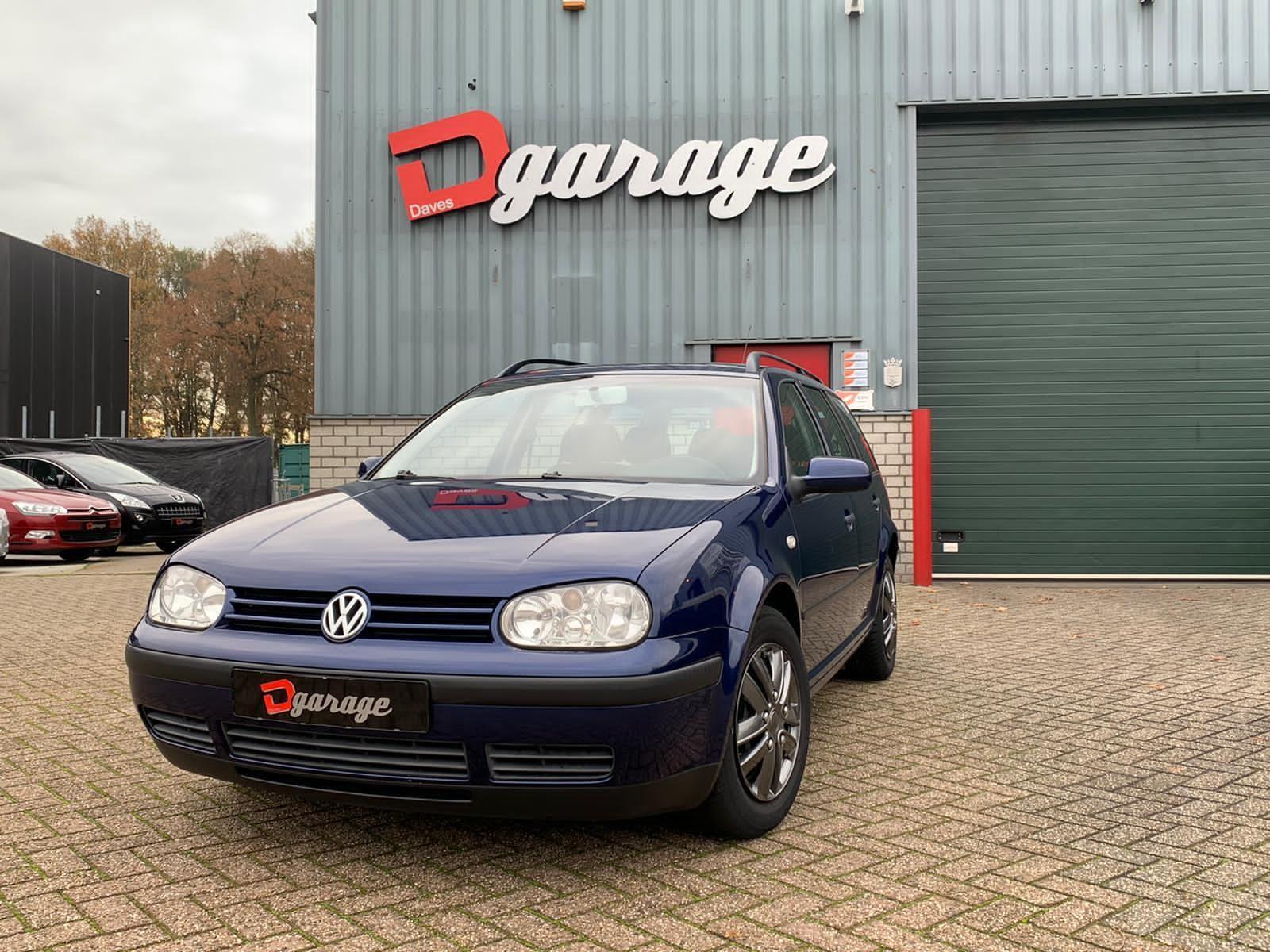 Volkswagen Golf Variant occasion - Dave's Garage
