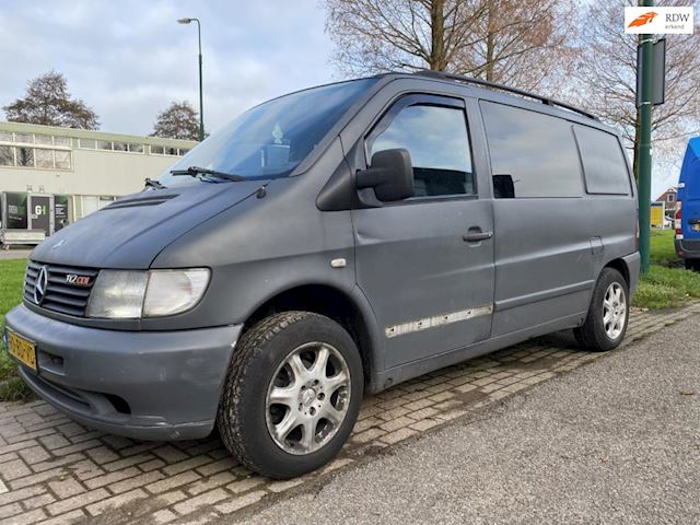 Mercedes-Benz Vito 112 CDI DC / AIRCO / AUTOMAAT / MARGE