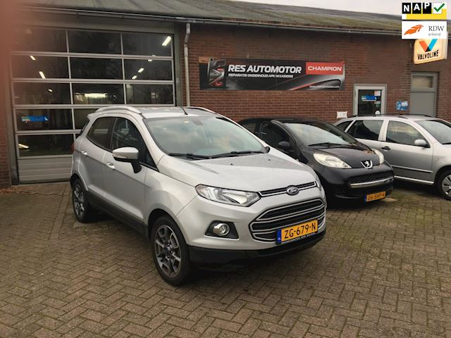 Ford EcoSport occasion - RESAUTOMOTOR