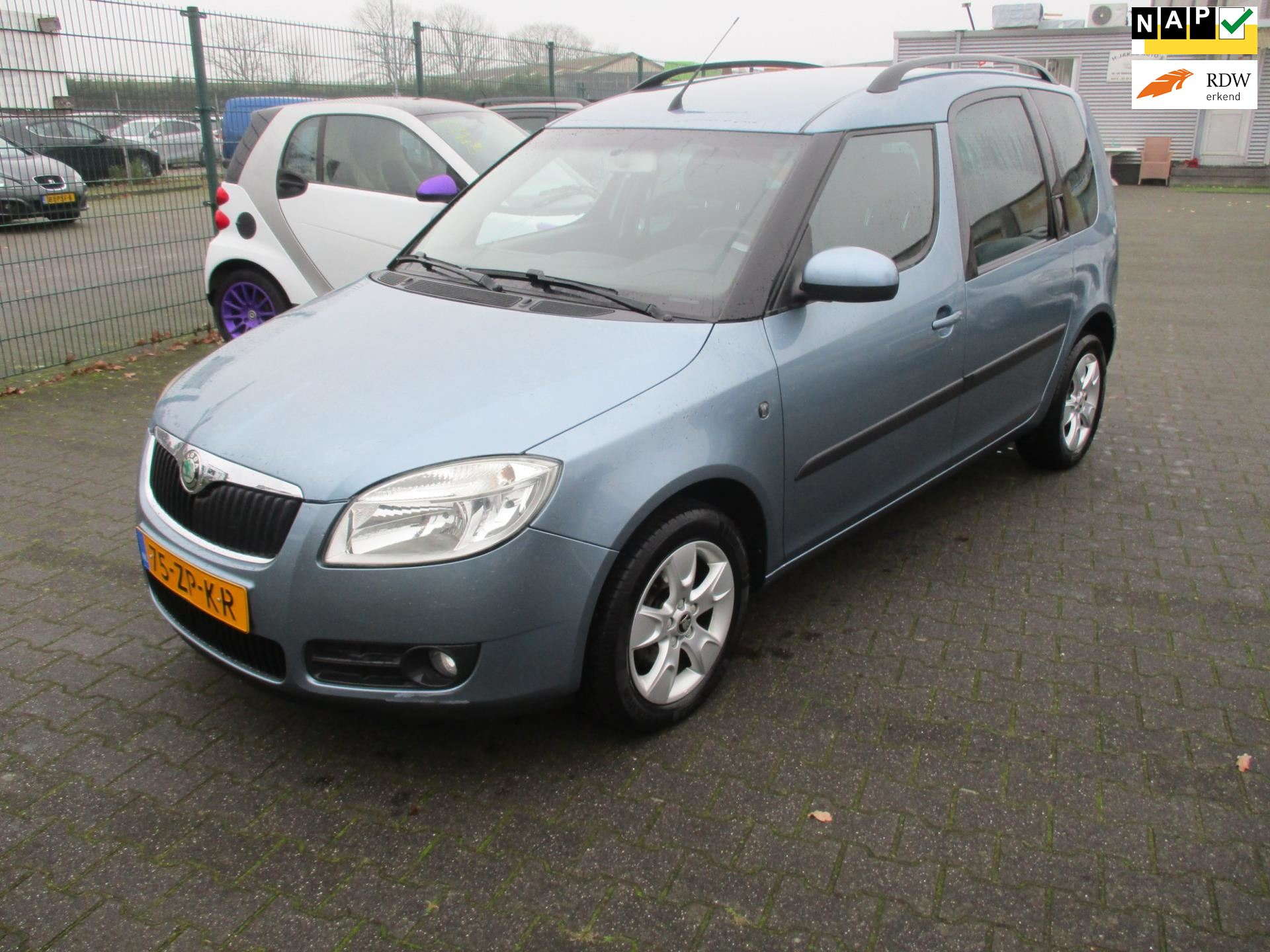 Skoda Roomster occasion - Harry Jakab Auto's