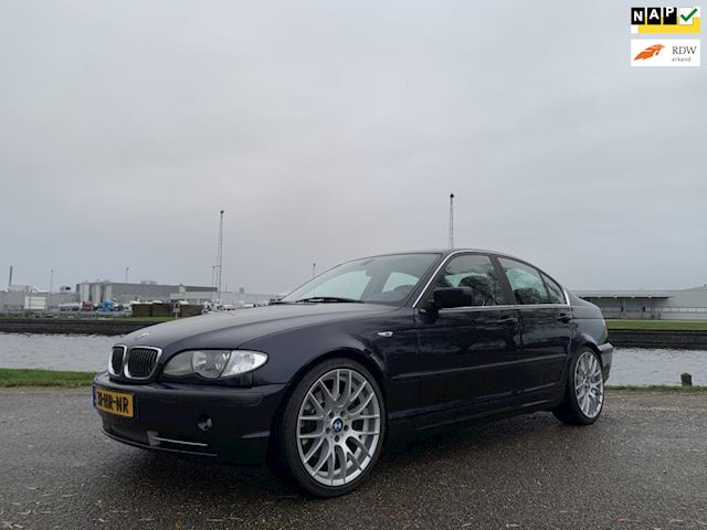 BMW 3-serie 330i Executive Aut, Climate Control, Youngtimer! Nieuwstaat