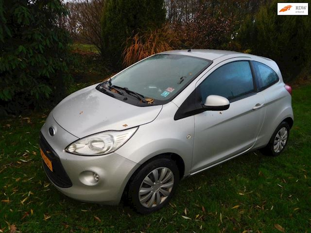 Ford Ka occasion - Theo Musch Auto's