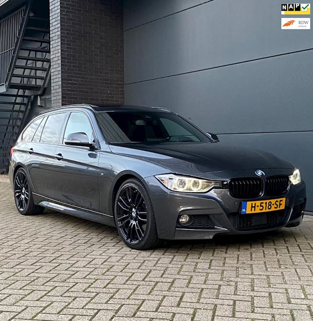 BMW 3-serie Touring 330d High Executive.M pakket,pano,headup,voll optie,s