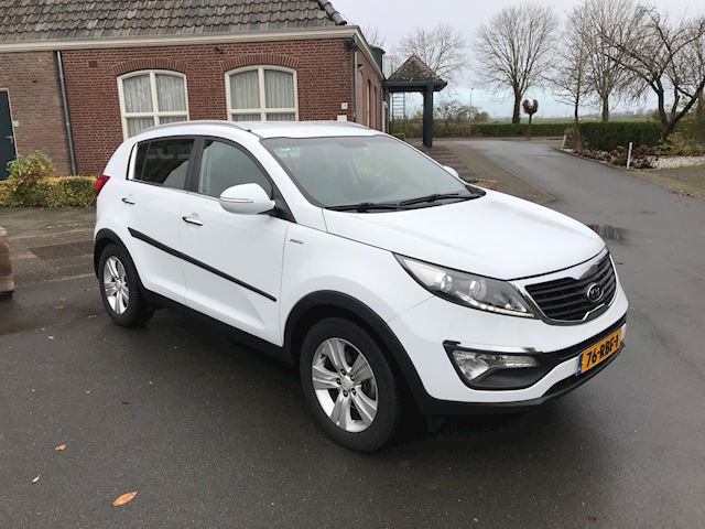 Kia Sportage 2.0 CRDI X-ecutive 4wd Plus Pack