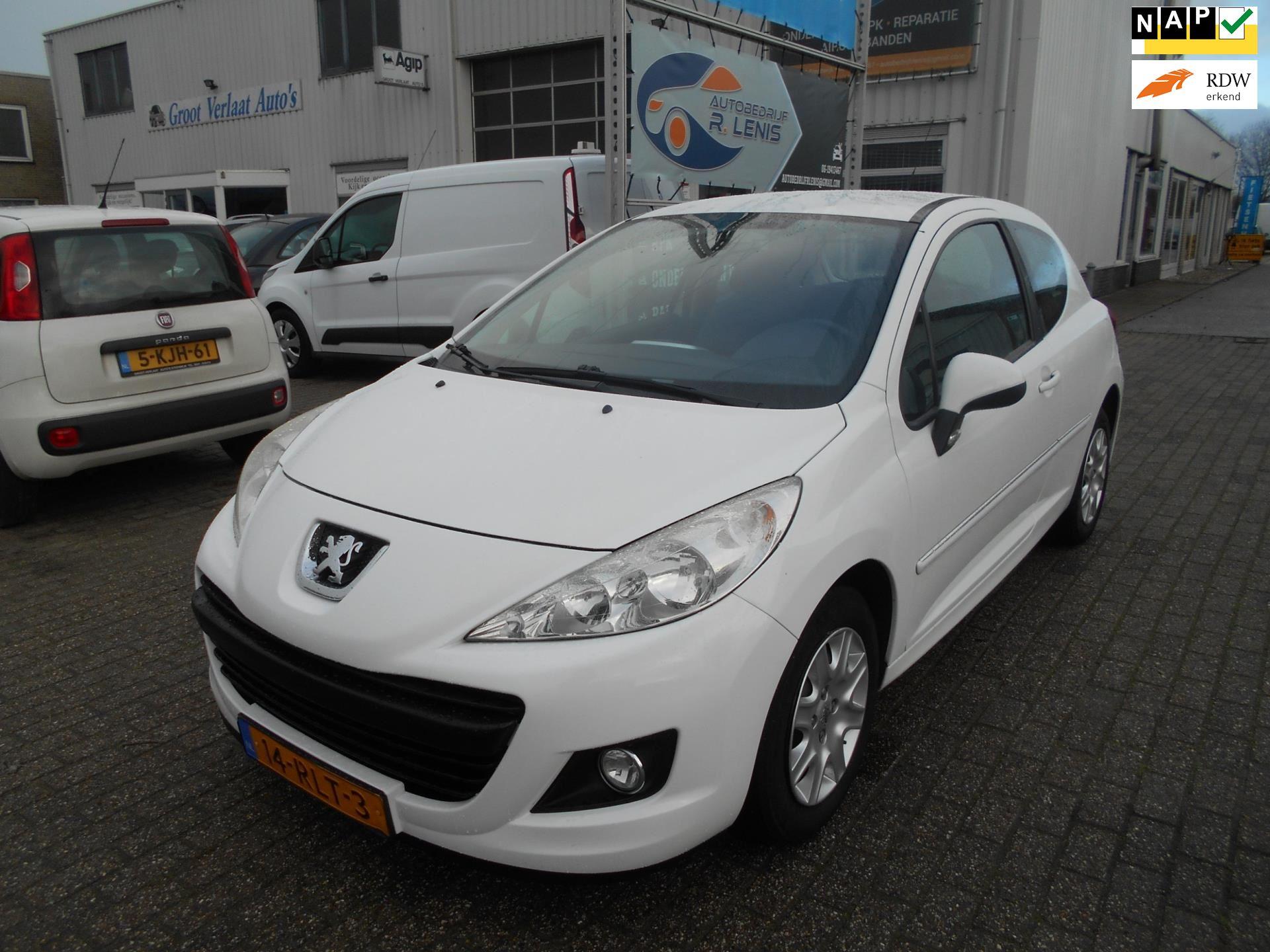 Peugeot 207 occasion - Groot Verlaat Auto's