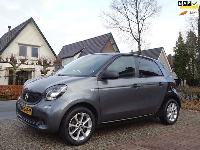 Smart Forfour 1.0 Pure Urban dealer onderhouden NAP.