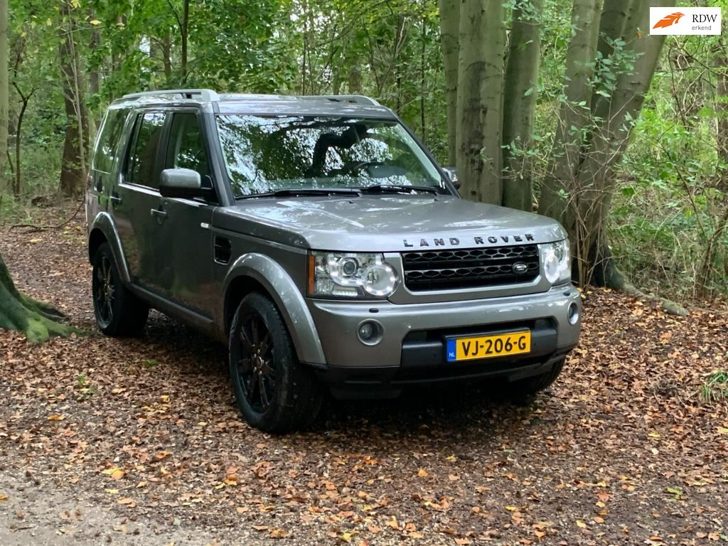 Land Rover Discovery occasion - Auto Berens