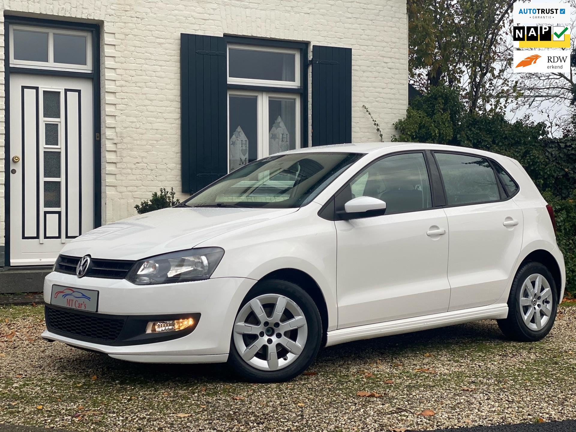 Volkswagen Polo occasion - M.T.  Car's & Carcleaningcenter