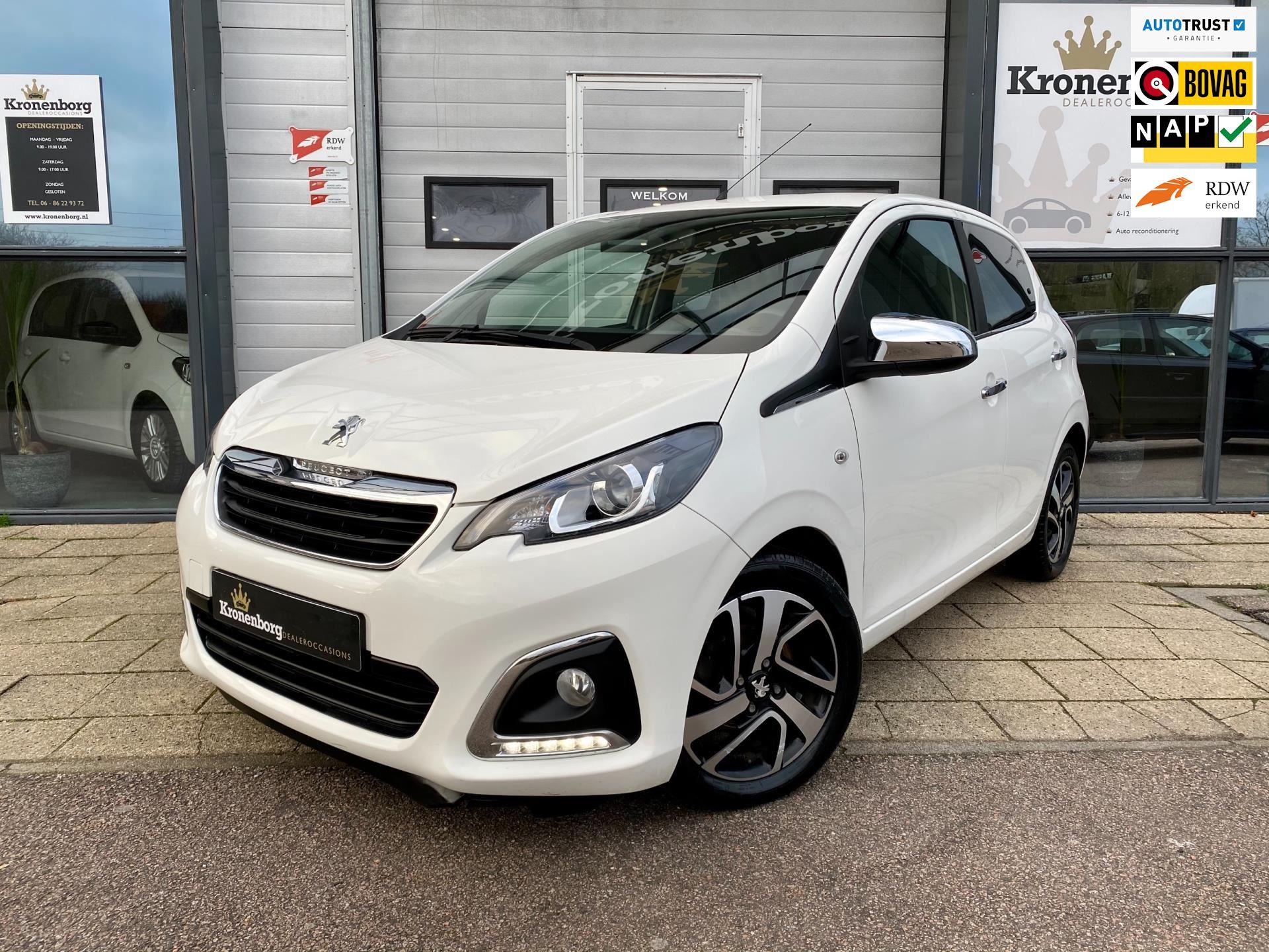 Peugeot 108 occasion - Kronenborg