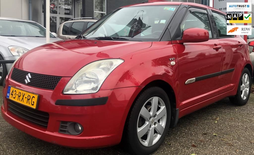 Suzuki Swift occasion - Gebo Auto's