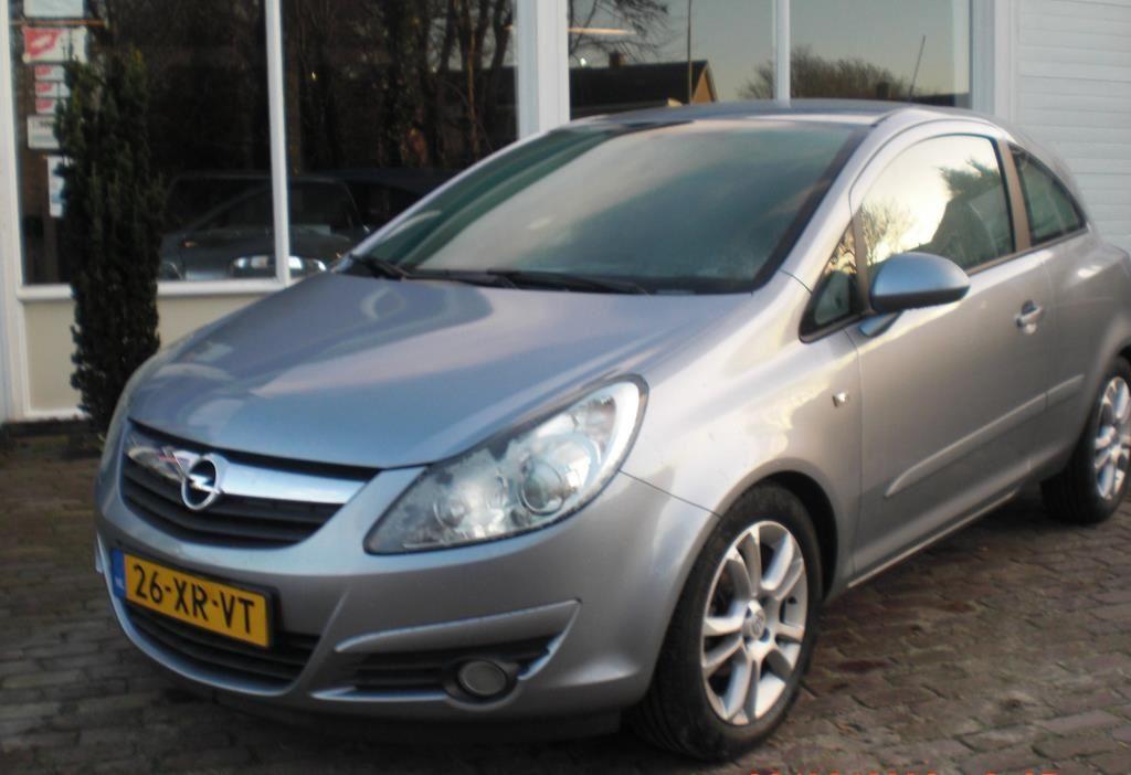 Opel Corsa occasion - Autobedrijf Wolters