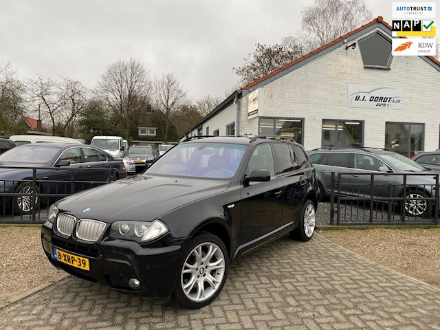 BMW X3 3.0sd High Executive M-PAKKET FULL options!