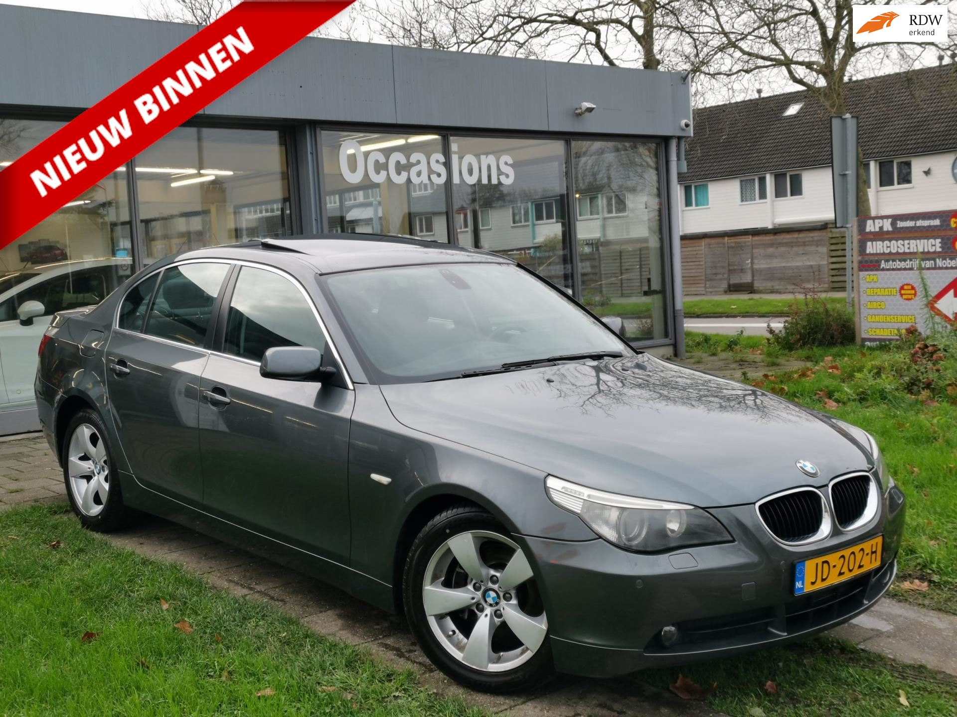 BMW 5-serie occasion - Loyaal Auto's