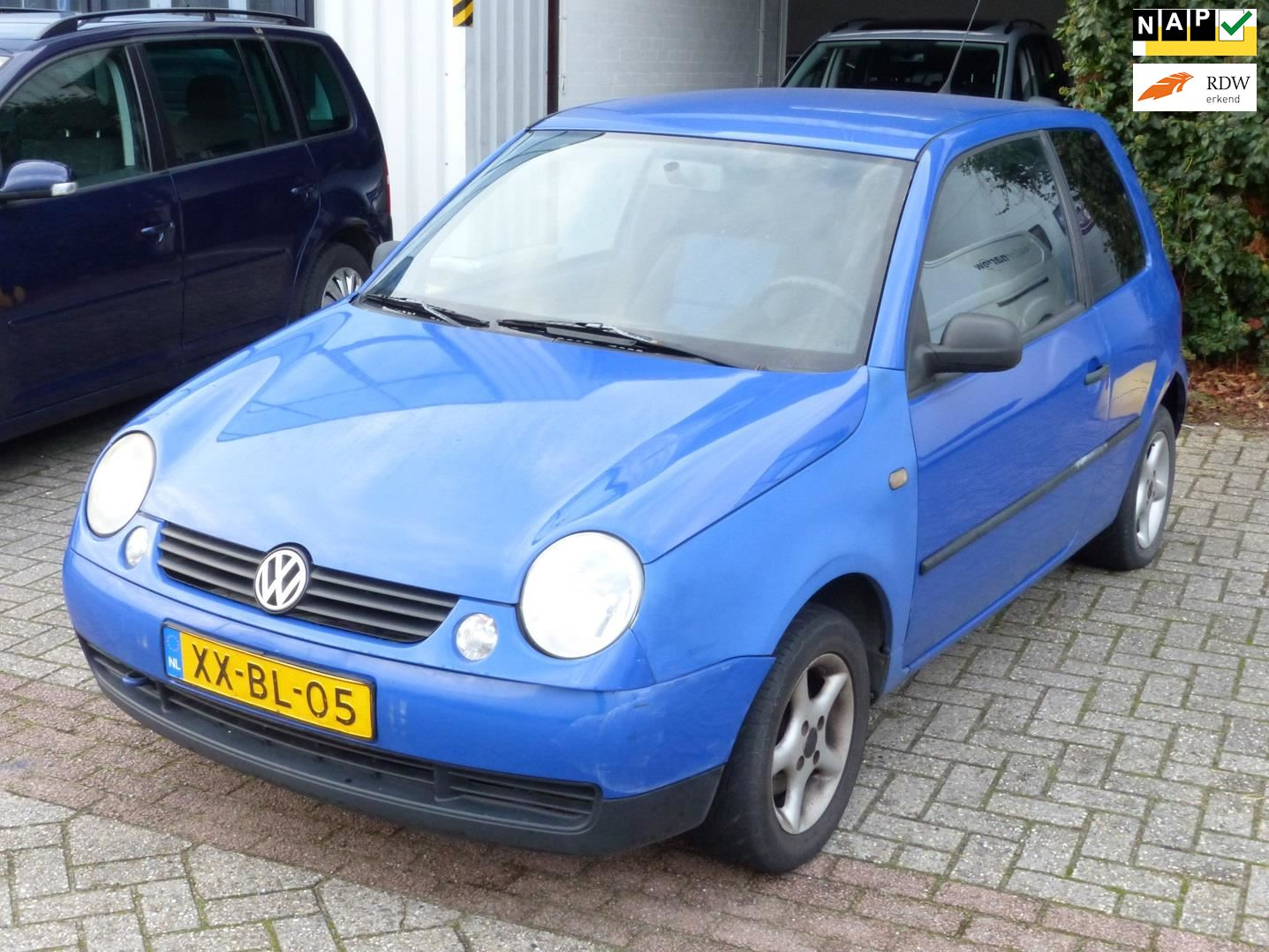 Volkswagen Lupo occasion - Bol Cars