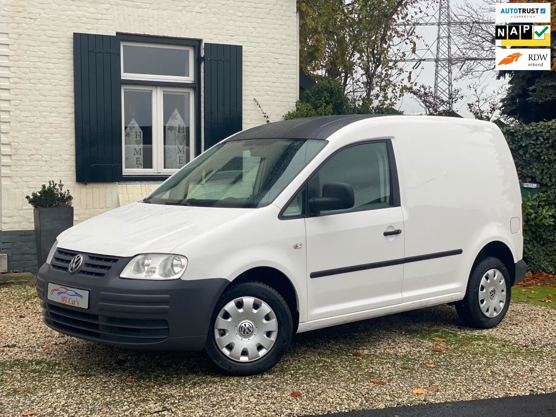 Volkswagen Caddy occasion - M.T.  Car's & Carcleaningcenter