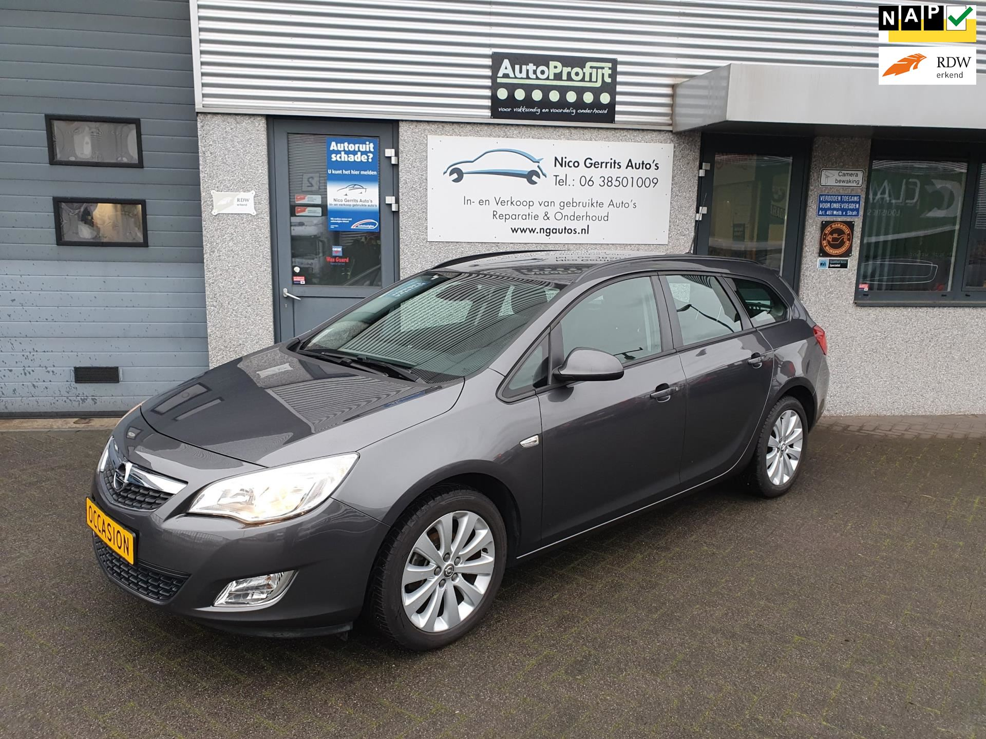 Opel Astra Sports Tourer occasion - Nico Gerrits Auto's