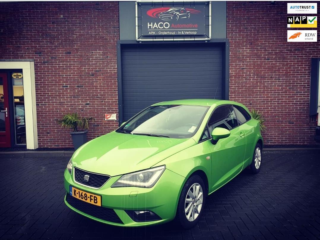 Seat Ibiza SC occasion - HACO Automotive