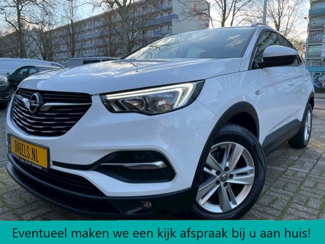 Opel Grandland X 1.2 Turbo Edition Navi/Clima/Cruise/Trekhaak