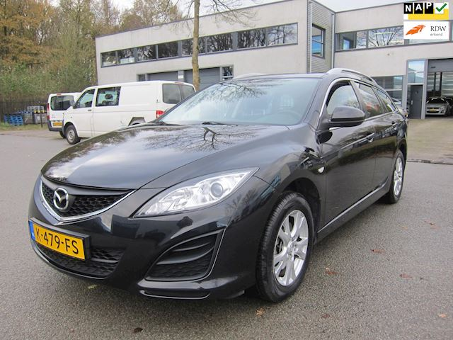 Mazda 6 Sportbreak 1.8 TREKHAAK PDC CLIMA CRUISE!!