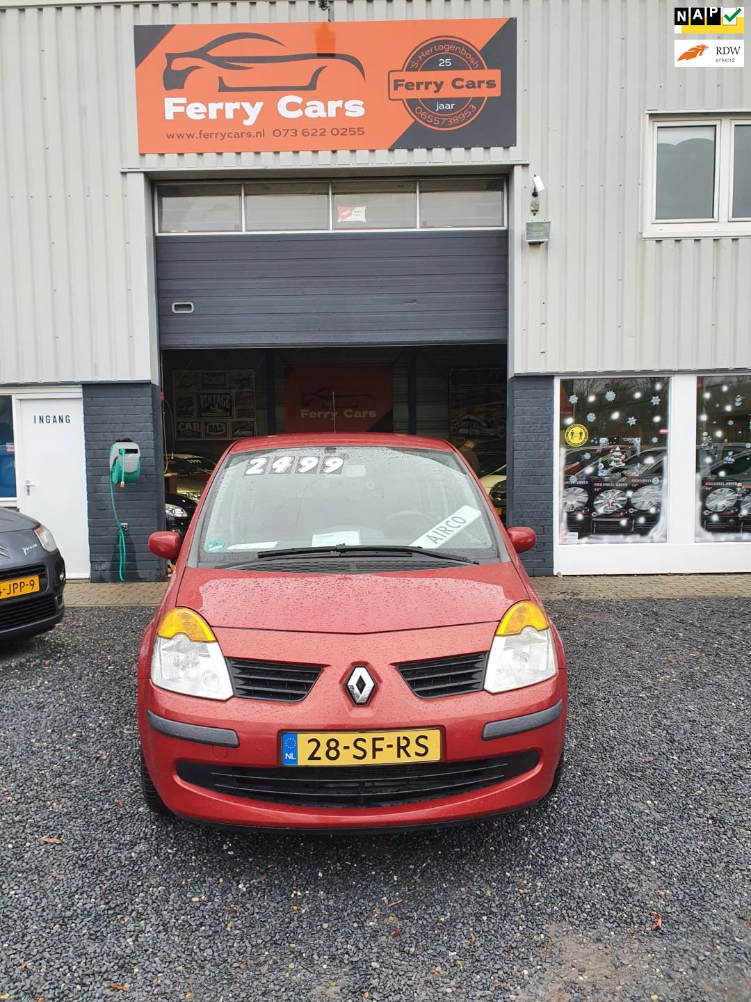 Renault Modus occasion - Ferry Cars