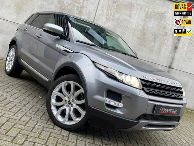 Land Rover Range Rover Evoque 2.0 Si 4WD PERFECTE STAAT ORG NL