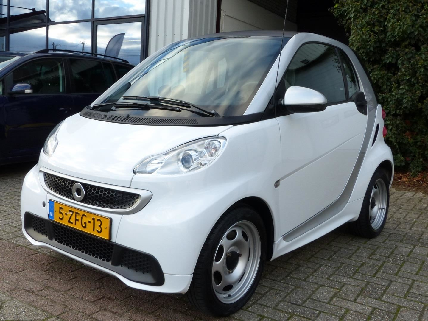 Smart Fortwo coupé occasion - Bol Cars