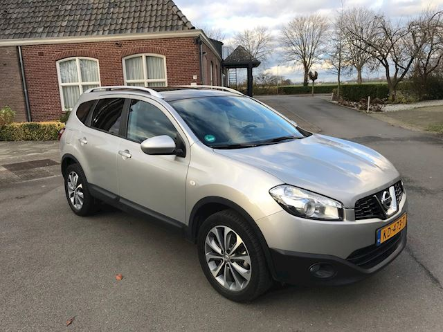 Nissan Qashqai +2 1.5 dCi Connect Edition 7 PERSOONS