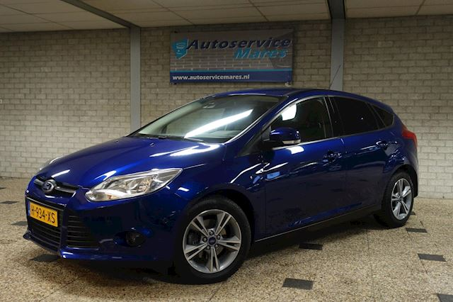 Ford Focus 1.0 EcoBoost Edition 125PK, Airco, 2x PDC, cruise, voorruitverw, 16 inch,
