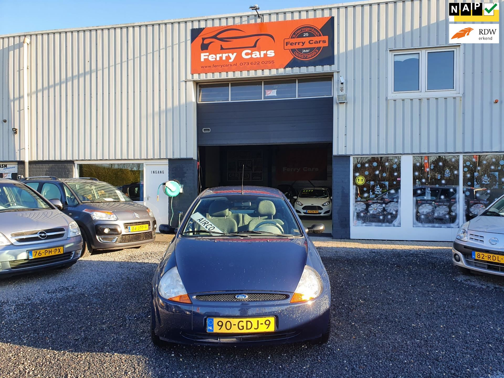 Ford Ka occasion - Blue Autoverkoop