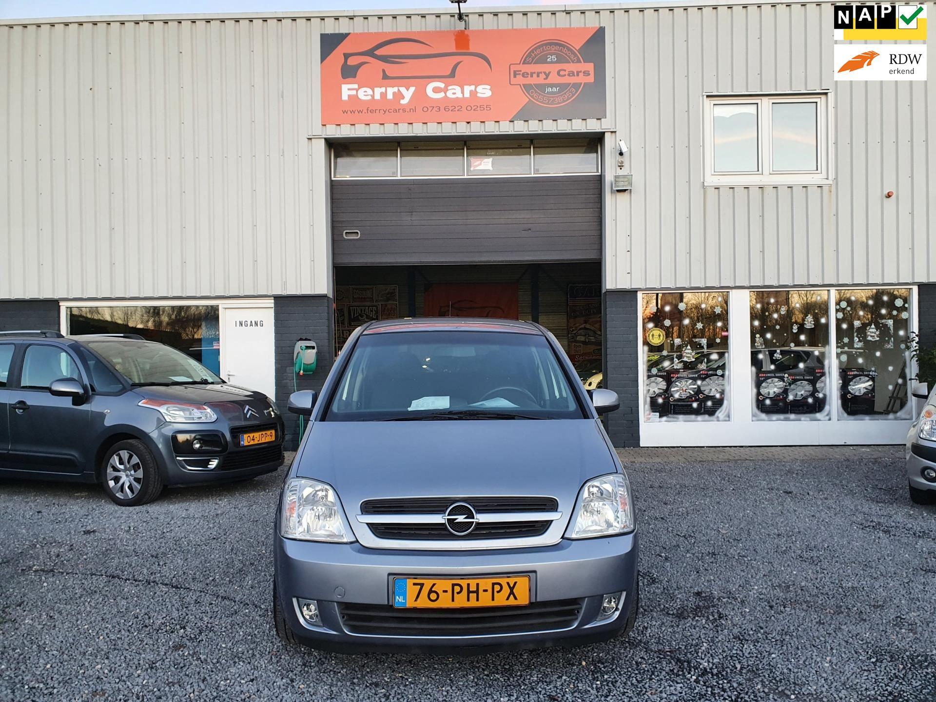 Opel Meriva occasion - Blue Autoverkoop