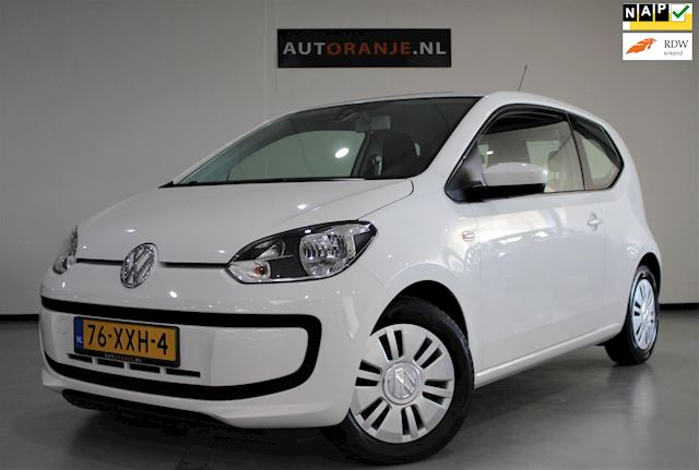 Volkswagen Up! 1.0 move up! BlueMotion Airco, APK, NAP!!