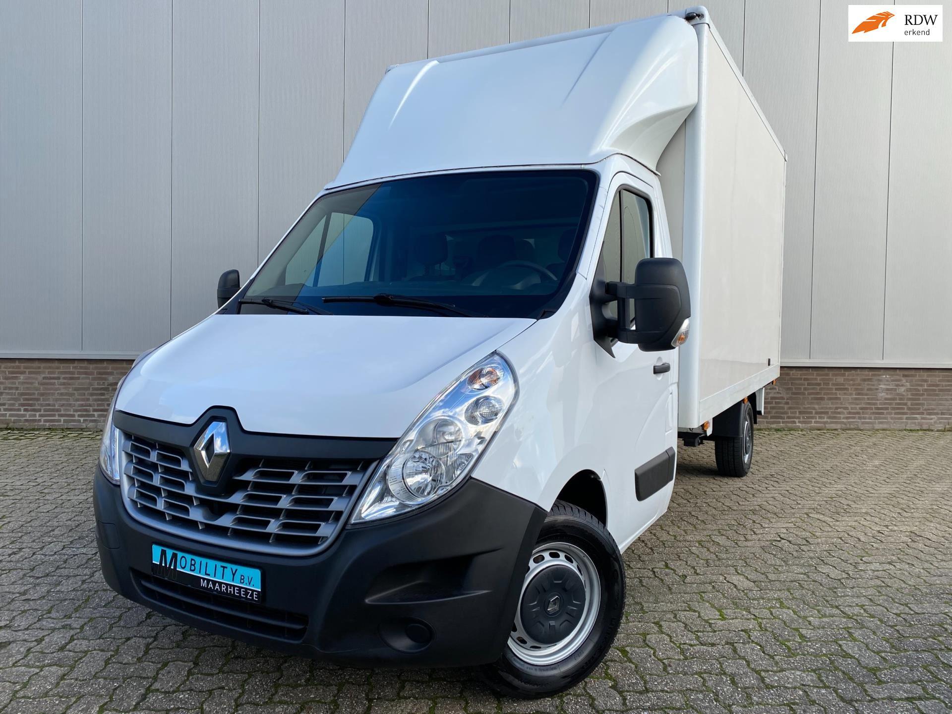 Renault Master occasion - Mobility Maarheeze