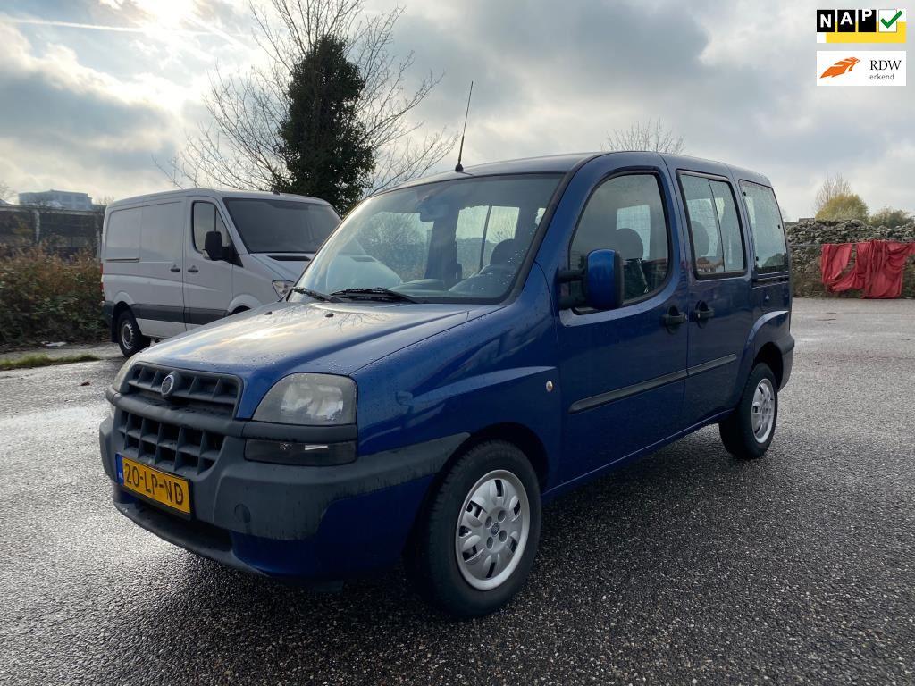 Fiat Doblò occasion - MG Autobedrijf