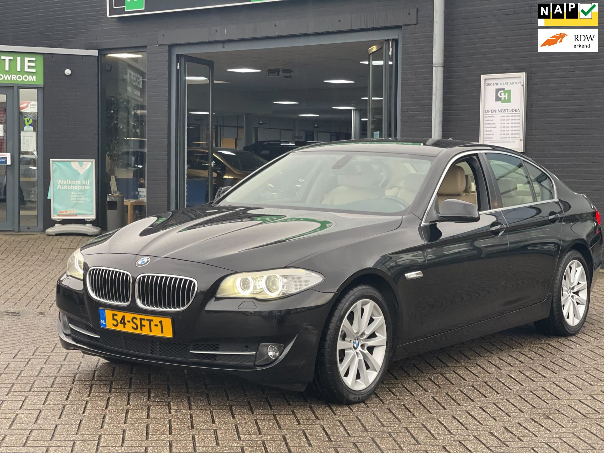 BMW 5-serie occasion - Groene Hart Auto's
